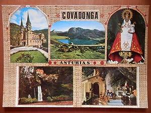 Covadonga (Asturias). Nº 1.088: Diversos autores