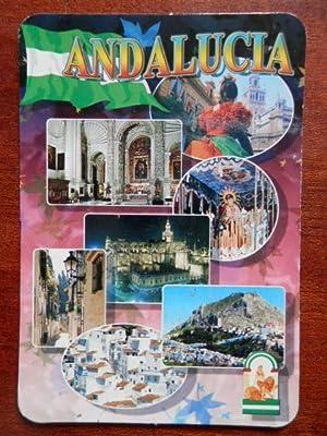 Calendario de bolsillo Andalucía 2007: Diversos autores