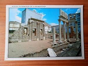 Rincón del foro municipal. Mérida Patrimonio de: Francisco Rastrollo