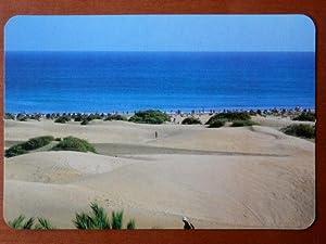 Calendario de bolsillo Gran Canarias. Mas Palomas: Diversos autores