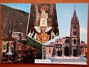 Asturias. Bellezas de la Región. - 8: Diversos autores