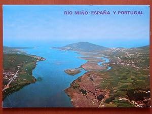 Desembocadura del río Miño (Pontevedra). Nº 3.078: Diversos autores
