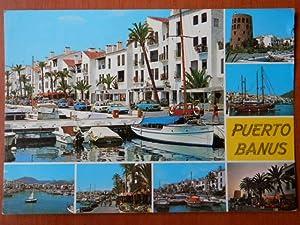 Puerto Banús. Nueva Andalucía. Costal del Sol.: Diversos autores