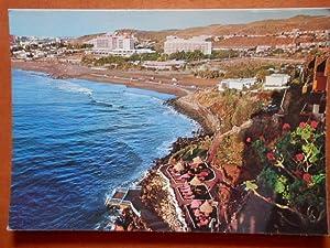 Playa de San Agustín. Gran Canaria -: Diversos autores