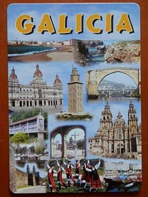 Calendario de bolsillo Galicia 2013: Diversos autores