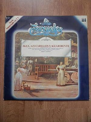 Agua, azucarillos y aguardiente. M. Ramos Carrión/Federico: Orquesta y Coros