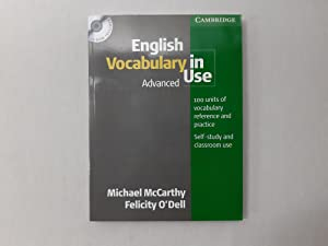 English vocabulary in use : advanced ;: McCarthy, Michael