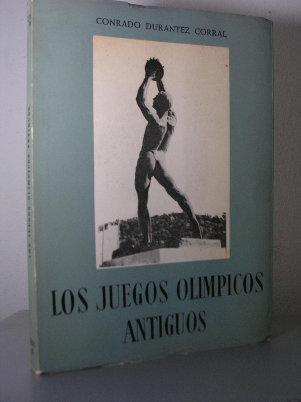 Los Juegos Olimpicos Antiguos De Durantez Corral Conrado Madrid