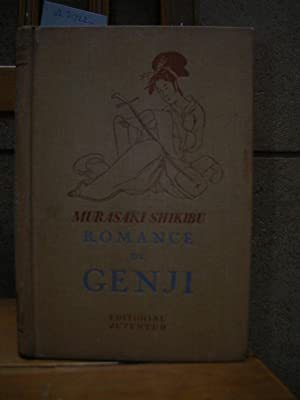 ROMANCE DE GENJI (Genji Monogatari): MURASAKI SHIKIBU
