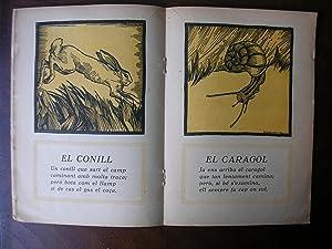 AUCA DE LES BESTIES. Il.lustracions de Macaya