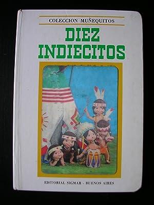 DIEZ INDIECITOS. Ilustraciones de T. Izawa y S. Hijikata: DAROQUI, Julia