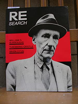 RE/SEARCH. Nº 4 / 5. A Special