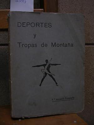 DEPORTES Y TROPAS DE MONTAÑA: TRAPIELLA, Francisco Javier