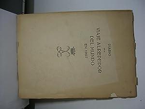 DIARIO DE MI VIAJE ALREDEDOR DEL MUNDO EN 1907: Duque de Medinaceli)