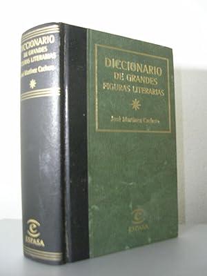 DICCIONARIO DE GRANDES FIGURAS LITERARIAS: MARTINEZ CACHERO, José