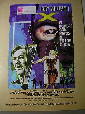 Brepi Films distribución s.a. presenta RAY MILLAND