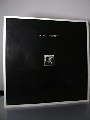HELMUT NEWTON. Nuevas imágenes. 7 de junio: Catálogo. Exposición (Texto