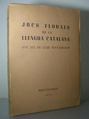 JOCS FLORALS DE LA LLENGUA CATALANA. Any: Mercè Rodoreda, Agustí