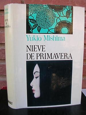 NIEVE DE PRIMAVERA: MISHIMA, Yukio