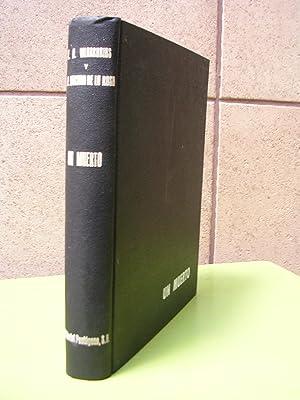 UN MUERTO: VILARRUBIAS, F.A. ; LIZCANO DE LA ROSA, J.F. (Autógrafo)
