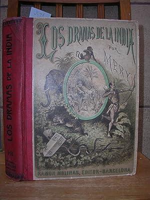 LOS DRAMAS DE LA INDIA 2 Tomos en 1 Volumen: MERY, E.
