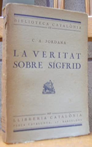 Cesar August Jordana Abebooks