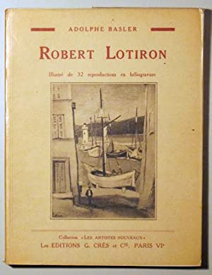 ROBERT LOTIRON: Lotiron, Robert BASLER,