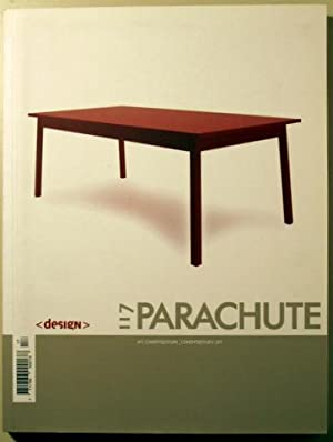 PARACHUTE. art contemporain - contemporary art. Nº 117. DESIGN: Andrea Bloom, Baxter, etc.)