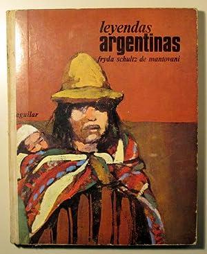 LEYENDAS ARGENTINAS: SCHULTZ DE MANTOVANI,