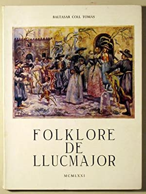 FOLKLORE DE LLUCMAJOR - Llucmajor 1971: COLL TOMÁS, Baltasar