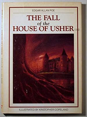 imagination and hallucinations in the fall of the house of usher by edgar allan poe Imagination is central to poe's story first, the reader is invited to engage in roderick usher's insistence that his home is a living and evil organism: he was enchained by certain superstitious.