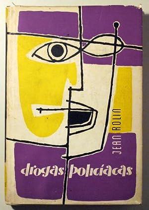 DROGAS POLICÍACAS - Miracle 1952: ROLIN, Jean