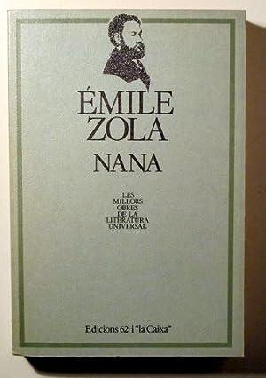 NANA - Barcelona 1981: ZOLA, Émile