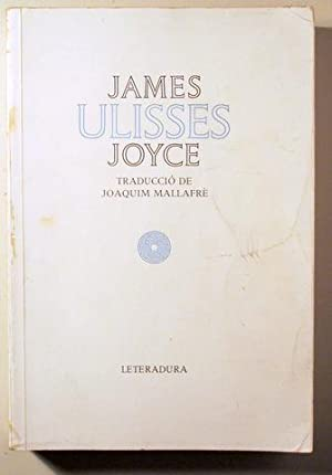 ULISSES - Barcelona 1980 - 1ª ed.: JOYCE, James -