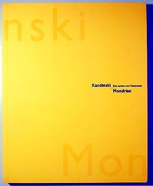 KANDINSKI - MONDRIAN. DOS CAMINS D'ABSTRACCIÓ -: Kandinski - Mondrian