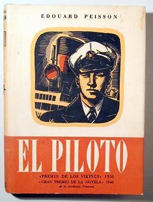 EL PILOTO - Barcelona 1944: PEISSON, Edouard