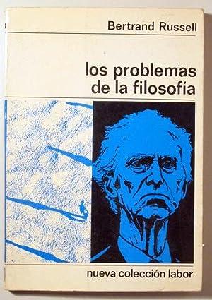 LOS PROBLEMAS DE LA FILOSOFÍA - Barcelona: RUSSELL, Bertrand