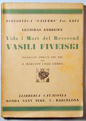 VIDA I MORT DEL REVEREND VASILI FIVEISKI: ANDREIEV, Leònidas