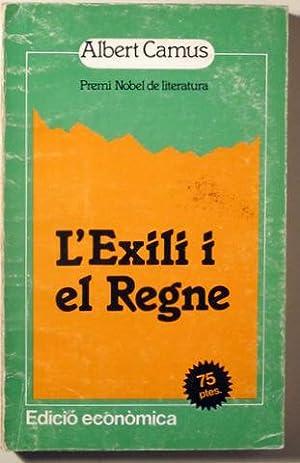 L'EXILI I EL REGNE - Vergara 1967: CAMUS, Albert (
