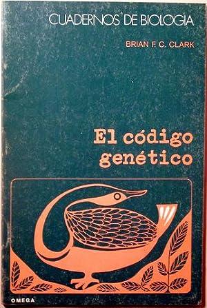 EL CÓDIGO GENÉTICO - Barcelona 1979: CLARK, Brian F.C.