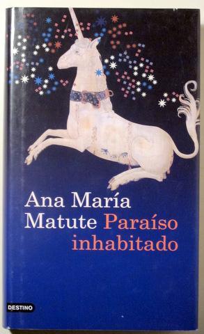 PARAÍSO INHABITADO - Destino 2008 - 1ª: MATUTE, Ana María