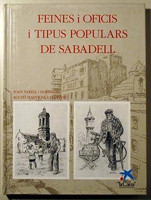 FEINES I OFICIS I TIPUS POPULARS DE: FARELL, Joan -