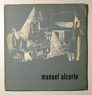 MANUEL ALCORLO: ALCORLO, Manuel (catálogo)