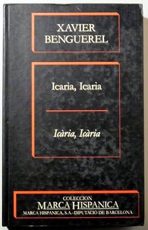 ICARIA, ICARIA. ICÀRIA, ICÀRIA - Marca Hispánica: BENGUEREL, Xavier