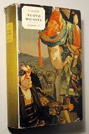 NUOVO MILIONE - Longanesi 1955 - Ilustrado: ARTIERI, Giovanni
