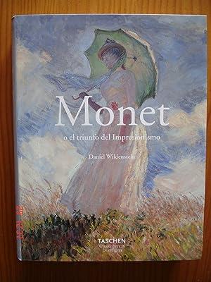 Monet o el triunfo del Impresionismo.: Daniel Wildenstein.