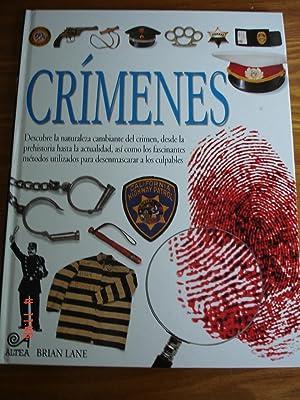 Crímenes.: Brian Lane.
