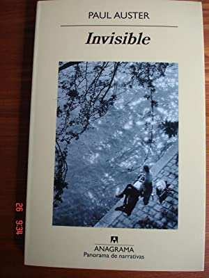 Invisible.: Paul Auster.