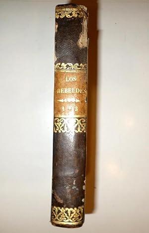 Los rebeldes en tiempo de Carlos V. Novela histórica.: ARLINCOURT, Vizconde de.