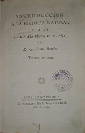 Instrucción acerca de las rúbricas generales del: IRAYZOS, Fermín de.